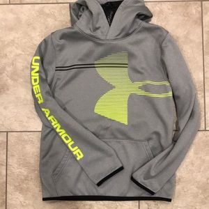 Boys Under Armour Hoodie Youth